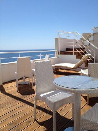 La Finestra Sul Mare : terrazza