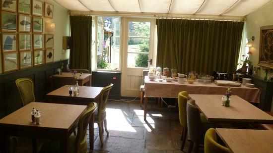 The King's Head Inn: Breakfast Room/Restaurant