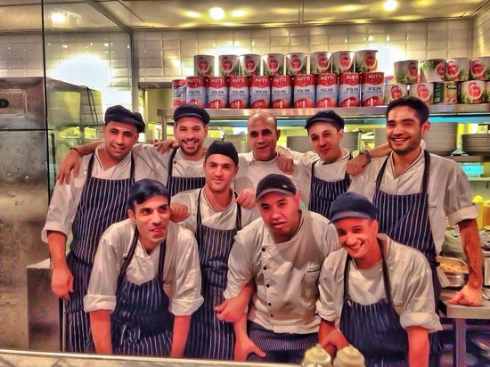 Raffaello Haifa : The crew