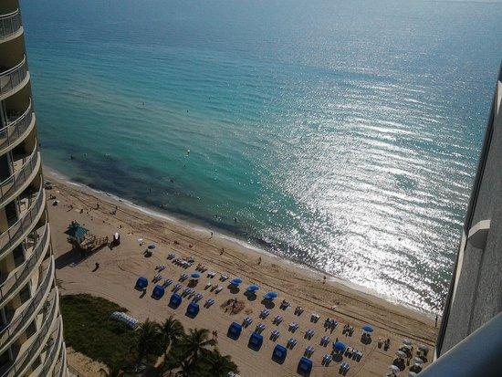 Sole on the Ocean: der Blick vom 23 Stock