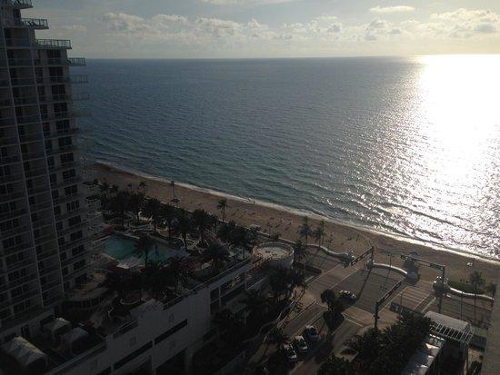 W Fort Lauderdale: Sunrise