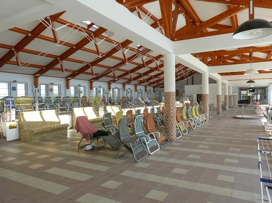 Termal Hotel Aqua: Indoor relaxation