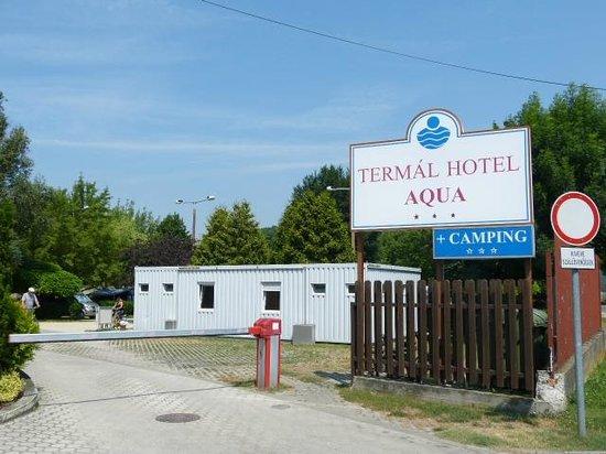 Termal Hotel Aqua: Entrance