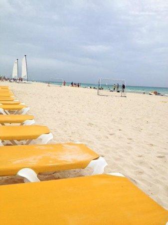 Iberostar Quetzal Playacar : Beautiful Beach