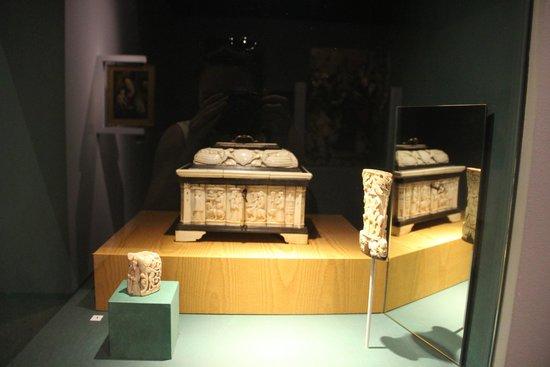 Museo Correr: Шкатулка из слоновой кости