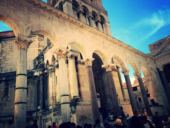Diokletianpalast: Diocletian palace