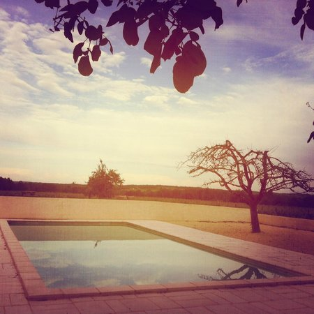 L'Autre Vie: A blend of boutique hotel & B&B charm, surrounded by Bordeaux's vineyards: Beautiful surroundings
