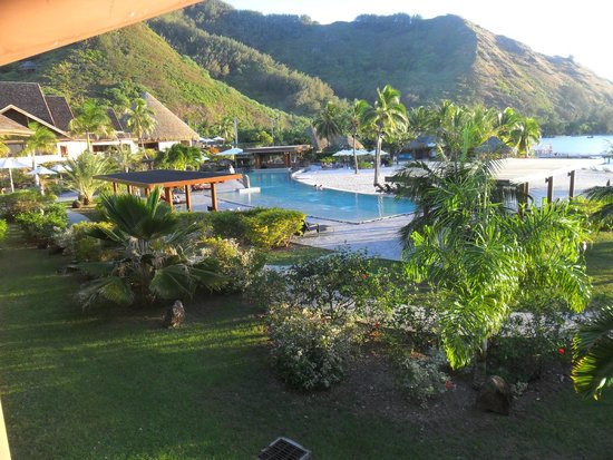 InterContinental Moorea Resort & Spa: piscinas