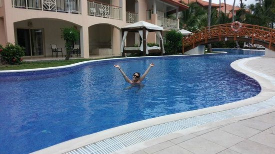 Majestic Elegance Punta Cana: Elegance club pool