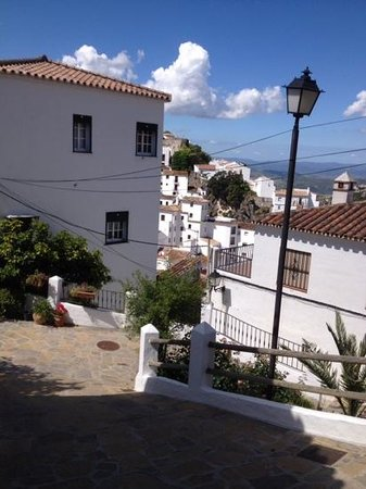 Pierre & Vacances Resort Terrazas Costa del Sol: the hill town of Casares