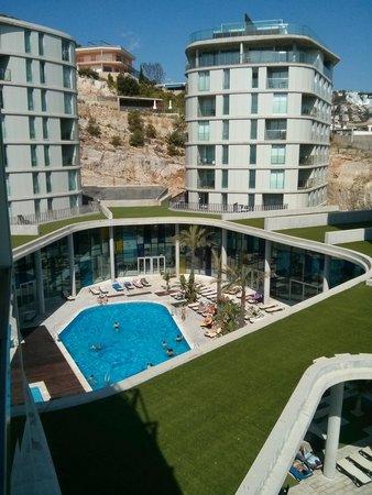 Agora Spa & Resort: Vista desde el 3 piso