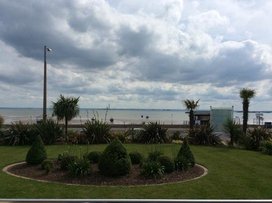 Roslin Beach Hotel: Room with a view