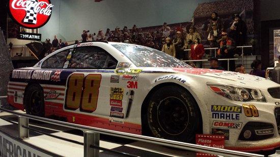 Daytona International Speedway: 2014 500 winner