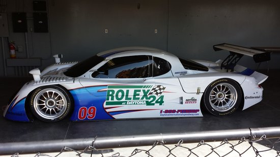 Daytona International Speedway: yours for 1 million dollars
