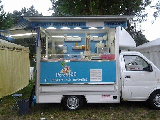 Gelateria Paradice: Paradice Truck !!
