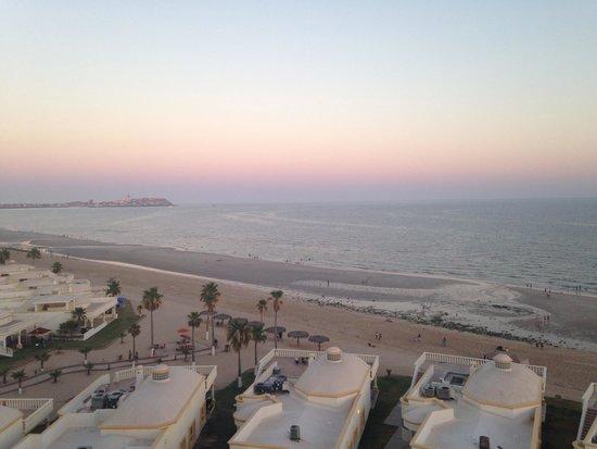 Las Palmas: View from balcony of Grande704