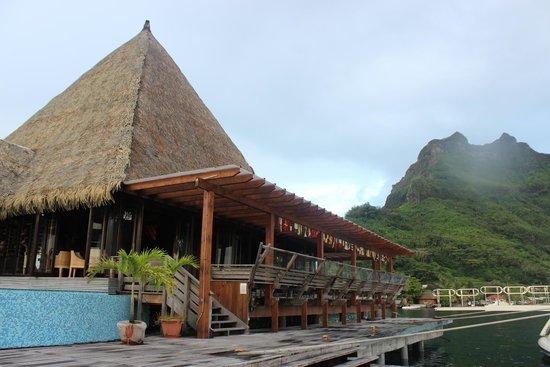 Mai Kai Bora Bora : Mai Kai Restaurant