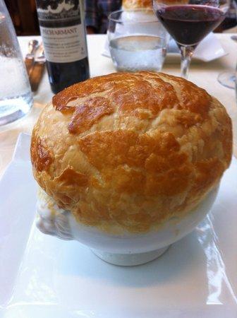La Belle Etoile: soup