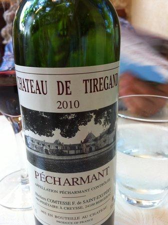 La Belle Etoile: wine