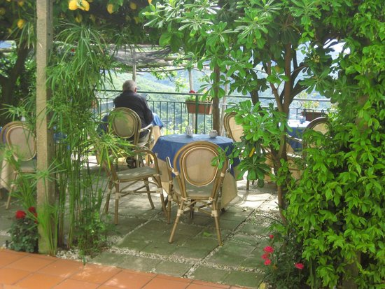 Terraza de Ravello Rooms