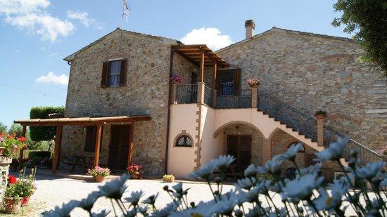 Casa Vacanze Ribocchi s.a.s. : Esterno Ribocchi
