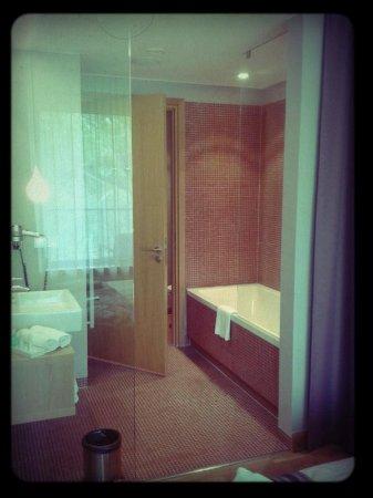 Sopot Marriott Resort & Spa : ванная