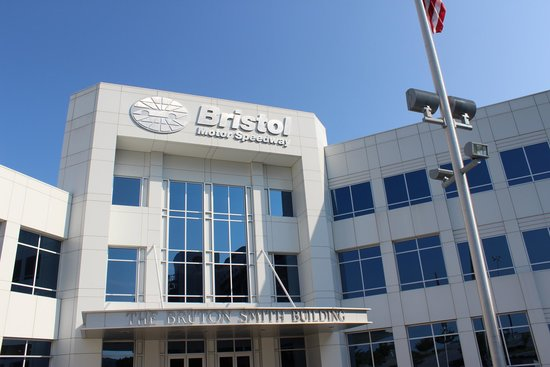 Bristol Motor Speedway: Where you sign up for the tour