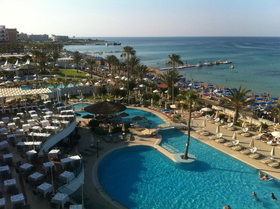 Sunrise Beach Hotel : View from room 203