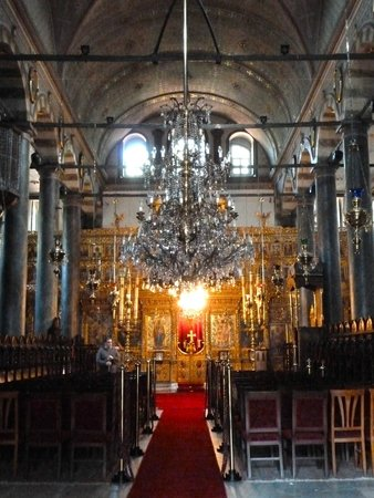 My Local Guide Istanbul: Greek Patriarchate