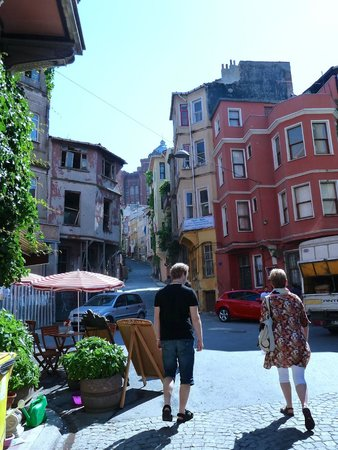 My Local Guide Istanbul Tours: Fener/Balat district
