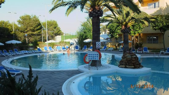 Hotel Spa Sagitario Playa: Pool 1