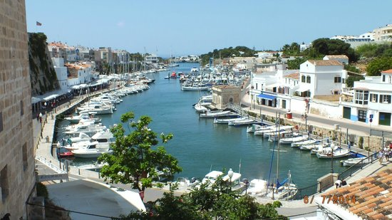 Hotel Spa Sagitario Playa: Ciutadella Harbour