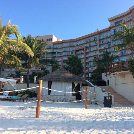 Grand Fiesta Americana Coral Beach Cancun: Visão geral do hotel