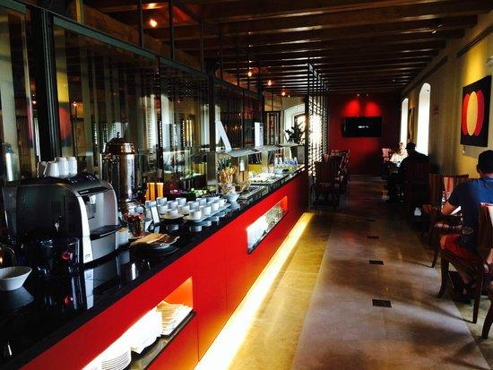 Hilton Molino Stucky Venice Hotel: Executive lounge
