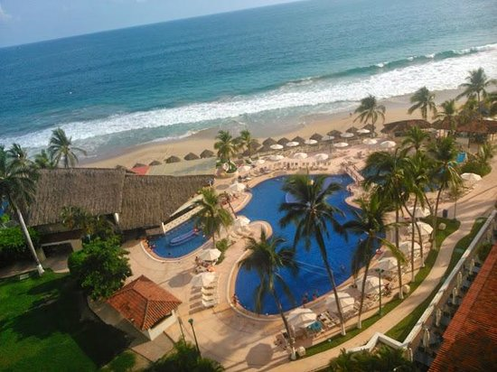 Krystal Ixtapa: Muy relajante!!