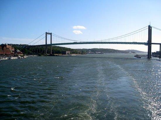 Fredrikshavn: Göttenborg bridge to be passed underneath