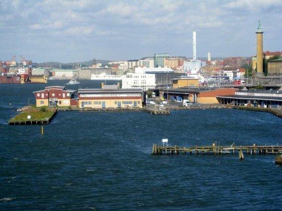 Fredrikshavn: Leaving Fredrikshaven