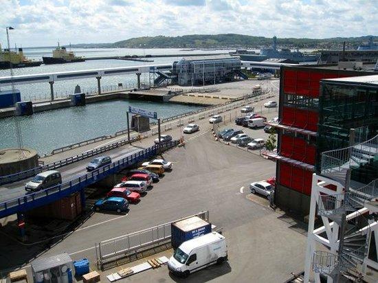 Fredrikshavn: Harbour emplacement overview