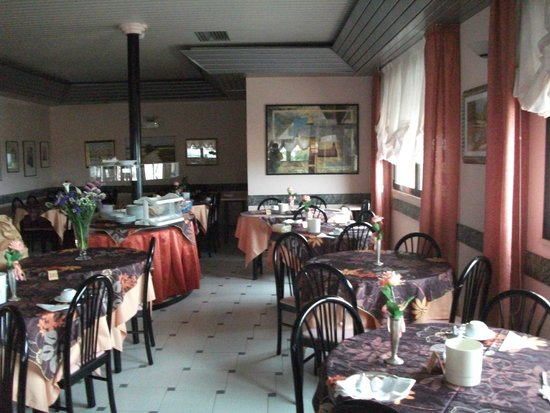 Hotel Eden: Speisesaal
