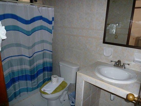 Suites Fenicia: baño