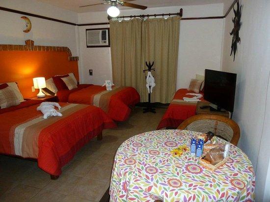 Suites Fenicia: para grupos de hasta 5 personas