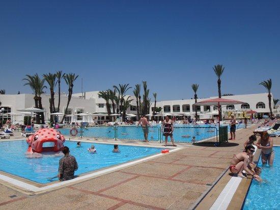 El Mouradi Club Kantaoui : Вид из номера