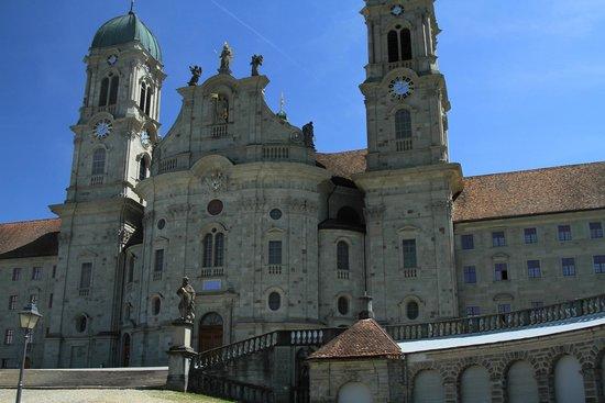Kloster Einsiedeln: Einsiedeln Abbey