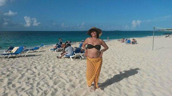 Hotel Riu Palace Paradise Island: Riu Paradise Island - Playa