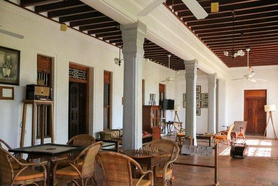 Visalam: Garden Veranda Lounge