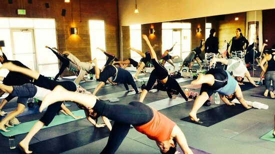 Be Hot Yoga and Pilates Studio: BAREFOOT BOOTCAMP