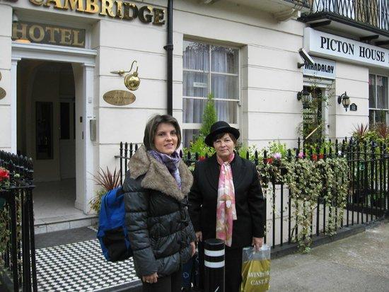 The Royal Cambridge Hotel: 2