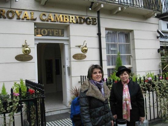 The Royal Cambridge Hotel: 1