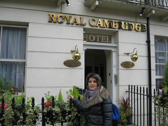 The Royal Cambridge Hotel: 3