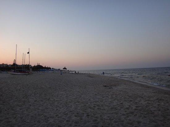 El Mouradi Club Kantaoui : Пляж